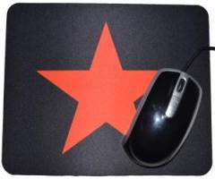 """Zum Mousepad """"Roter Stern"""" für 7,00 € gehen."""