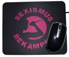 """Zum Mousepad """"Sexismus bekämpfen"""" für 7,00 € gehen."""