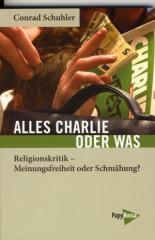 """Zum Buch """"Alles Charlie oder was"""" von Conrad Schuhler für 11,90 € gehen."""