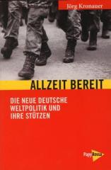 """Zum Buch """"Allzeit bereit"""" von Jörg Kronauer für 14,90 € gehen."""