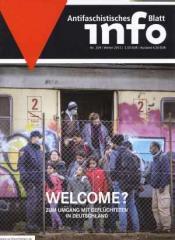 """Zum Buch """"Antifaschistisches Infoblatt Nr. 109"""" für 4,50 € gehen."""
