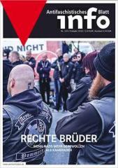 """Zum Buch """"Antifaschistisches Infoblatt Nr. 110"""" für 3,50 € gehen."""
