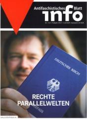"""Zum Buch """"Antifaschistisches Infoblatt Nr. 114"""" für 3,50 € gehen."""
