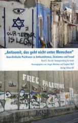 """Zum Buch """"Antisemit, das geht nicht unter Menschen"""" von Jürgen Mümken und Siegbert  Wolf (Hrsg.) für 18,00 € gehen."""