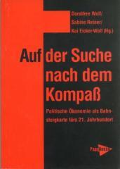 """Zum Buch """"Auf der Suche nach dem Kompass"""" von Dorothee Wolf, Kai Eicker-Wolf und Sabine Reiner (Hrsg.) für 22,50 € gehen."""