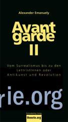 """Zum Buch """"Avantgarde II"""" von Alexande Emanuely für 10,00 € gehen."""