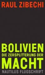 """Zum Buch """"Bolivien"""" von Raúl Zibechi für 15,90 € gehen."""