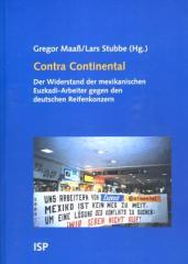 """Zum Buch """"Contra Continental"""" von Gregor Maaß und Lars Stubbe (Hrsg.) für 22,00 € gehen."""