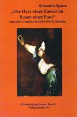 """Zum Buch """"Das Herz eines Caesar im Busen einer Frau"""" von Sulamith Sparre für 16,00 € gehen."""