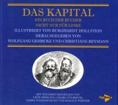 """Zum Buch """"Das Kapital"""" von Wolfgang Gehrcke, Christiane Reymann und Burghardt Hollstein für 10,00 € gehen."""