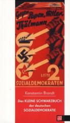 """Zum Buch """"Das kleine Schwarzbuch der deutschen Sozialdemokratie"""" von Konstantin Brandt für 10,00 € gehen."""