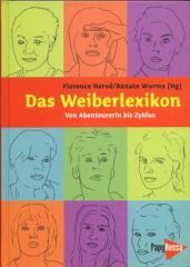 """Zum Buch """"Das Weiberlexikon"""" von Florence Hervé und Renate Wurms (Hrsg.) für 29,90 € gehen."""