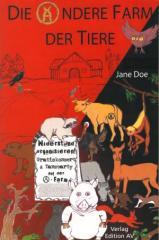 """Zum Buch """"Die andere Farm der Tiere"""" von Jane Doe für 16,00 € gehen."""