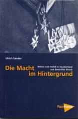 """Zum Buch """"Die Macht im Hintergrund"""" von Ulrich Sander für 14,00 € gehen."""