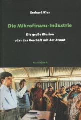 """Zum Buch """"Die Mikrofinanz-Industrie"""" von Gerhard Klas für 19,80 € gehen."""