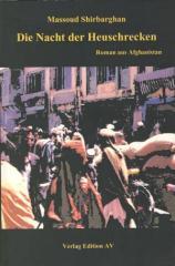 """Zum Buch """"Die Nacht der Heuschrecken"""" von Massoud Shirbarghan für 11,80 € gehen."""