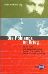 """Zum Buch """"Die Pöhlands im Krieg"""" von Doris Kachulle (Hg.) für 17,90 € gehen."""