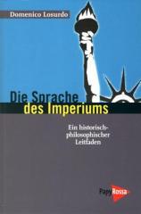 """Zum Buch """"Die Sprache des Imperiums"""" von Domenico Losurdo für 19,90 € gehen."""