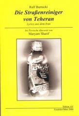 """Zum Buch """"Die Straßenreiniger von Teheran"""" von Ralf Burnicki für 9,80 € gehen."""