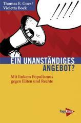 """Zum Buch """"Ein unanständiges Angebot ?"""" von Thomas E Goes und Violetta Bock für 12,90 € gehen."""