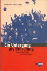 """Zum Buch """"Ein Untergang als Befreiung"""" von Michael Klundt (Hrsg.) für 16,80 € gehen."""