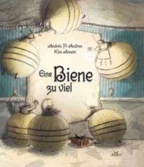 """Zum Buch """"Eine Biene zu viel"""" von Andrés Pi Andreu für 15,00 € gehen."""