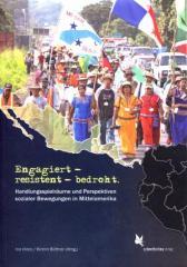 """Zum Buch """"Engagiert - resistent - bedroht."""" von Ina Hilse und Kirstin Büttner (Hrsg.) für 14,80 € gehen."""