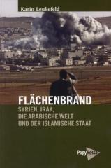 """Zum Buch """"Flächenbrand"""" von Leukefeld und Karin für 16,90 € gehen."""
