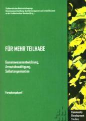 """Zum Buch """"Für mehr Teilhabe"""" von MACD an der Fachhochschule München (Hrsg.) für 28,00 € gehen."""