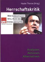 """Zum Buch """"Herrschaftskritik"""" von Hauke Thoroe (Hrsg.) für 10,00 € gehen."""