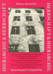 """Zum Buch """"Hierarchie und Herrschaft"""" von Murray Bookchin für 10,50 € gehen."""