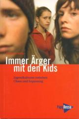 """Zum Buch """"Immer Ärger mit den Kids"""" von Michael Höhn für 12,90 € gehen."""