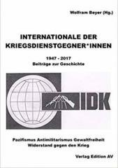 """Zum Buch """"Internationale der Kriegsdienstgegner*innen"""" von Wolfram Beyer für 14,00 € gehen."""