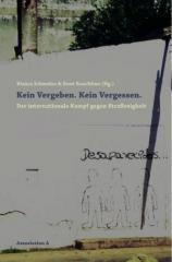 """Zum Buch """"Kein Vergeben. Kein Vergessen"""" von Bianca Schmolze und Knut Rauchfuss (Hrsg.) für 20,00 € gehen."""