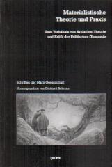 """Zum Buch """"Materialistische Theorie und Praxis"""" von Diethard Behrens (Hg.) für 19,00 € gehen."""