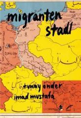 """Zum Buch """"migrantenstadl"""" für 18,00 € gehen."""