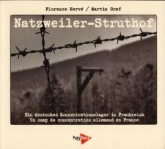 """Zum Buch """"Natzweiler-Struthof"""" von Hervé und Graf für 19,90 € gehen."""