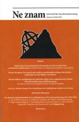 """Zum Buch """"Ne znam - Zeitschrift für Anarchismusforschung"""" von Philippe Kellermann für 12,00 € gehen."""