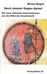 """Zum Buch """"Noch einmal: Gegen Apion!"""" von Miriam Magall für 18,00 € gehen."""
