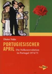 """Zum Buch """"Portugiesischer April"""" von Dieter Nake für 14,90 € gehen."""
