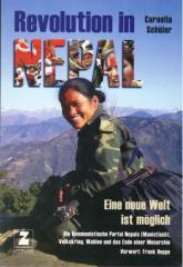 """Zum Buch """"Revolution in Nepal eine neue Welt ist möglich"""" von Cornelia Schöler für 13,80 € gehen."""