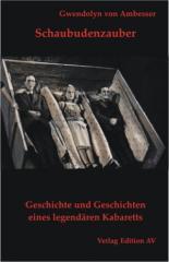 """Zum Buch """"Schaubudenzauber"""" von Gwendolyn von Ambesser für 18,00 € gehen."""