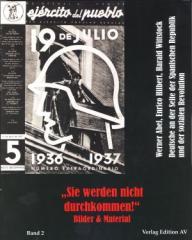 """Zum Buch """"Sie werden nicht durchkommen Band 2"""" von Werner Abel, Enrico Hilbert und Harald Wittstock für 24,50 € gehen."""