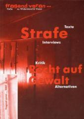 """Zum Buch """"Strafe - Recht der Gewalt"""" für 4,00 € gehen."""