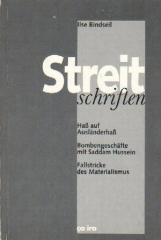 """Zum Buch """"Streitschriften"""" von Ilse Bindseil für 11,00 € gehen."""