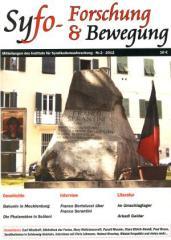 """Zum Buch """"Syfo- Forschung und Bewegung"""" für 10,00 € gehen."""