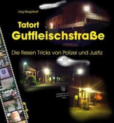 """Zum Buch """"Tatort Gutfleischstraße"""" von Jörg Bergstedt für 18,00 € gehen."""
