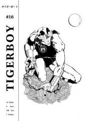 """Zum Buch """"Tigerboy #16"""" von Oliver Grajewski für 6,15 € gehen."""
