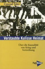 """Zum Buch """"Verstaubte Kulisse Heimat"""" von Conrad Taler für 14,90 € gehen."""