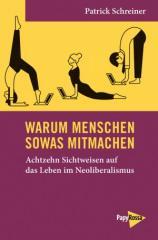 """Zum Buch """"Warum Menschen sowas mitmachen"""" von Patrick Schreiner für 13,90 € gehen."""